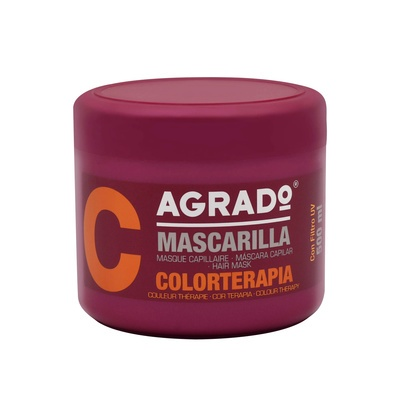 Maska za farbanu kosu AGRADO Color Therapy 500ml