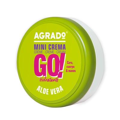 Moisturising Cream AGRADO Go! Aloe Vera 50ml