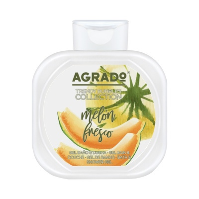 Bath and Shower Gel AGRADO Melon Fresco 750ml