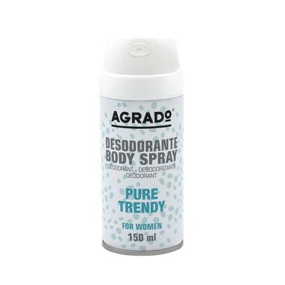 Dezodorans For Women AGRADO Pure Trendy 150ml