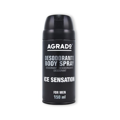 Dezodorans For Men AGRADO Ice Sensation 150ml