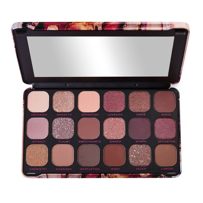 Eyeshadow Palette REVOLUTION MAKEUP Forever Flawless Allure 19.8g