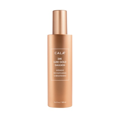 24K Luxe Gold Emulsion CALA Intensive Recontouring & Brightening 100ml