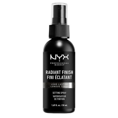 Radiant Finish Setting Spray NYX Professional Makeup MSS03 50ml