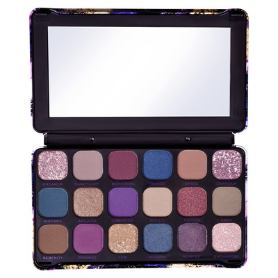 Eyeshadow & Face Pigment Palette MAKEUP REVOLUTION Forever Flawless Eutopia 19.8g