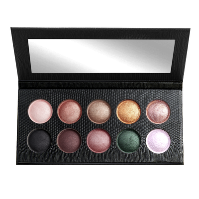 Colour Focus Eyeshadow Palette REVOLUTION PRO Black Earth & Stone 15g