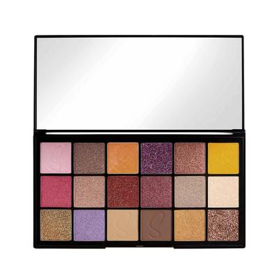 Eyeshadow and Pigments Palette REVOLUTION MAKEUP Sebile Night 2 Night 18g