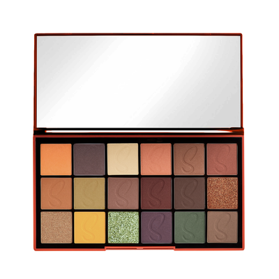 Paleta senki i pigmenata REVOLUTION MAKEUP Sebile Day 2 Day 18g