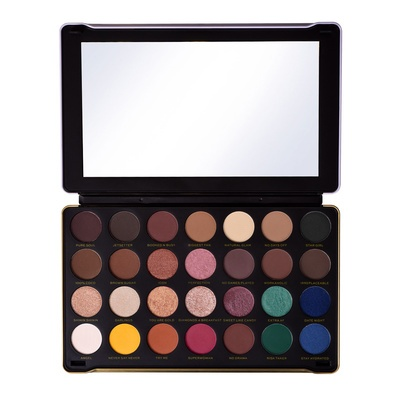 Eyeshadow & Pigment Palette MAKEUP REVOLUTION Patricia Bright Rich In Life 33.6g
