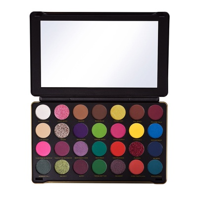 Eyeshadow & Pigment Palette REVOLUTION MAKEUP Patricia Bright Rich In Life 33.6g