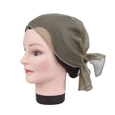 Hair Net P205 Olive Green