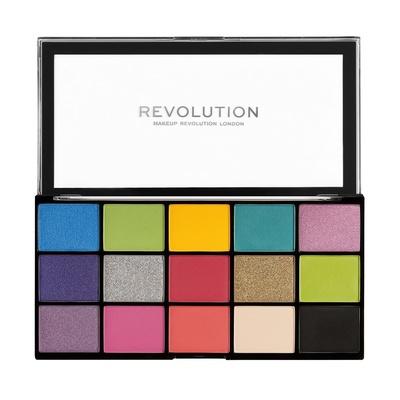 Paleta senki i pigmenata REVOLUTION MAKEUP Reloaded Euphoria 16.5g