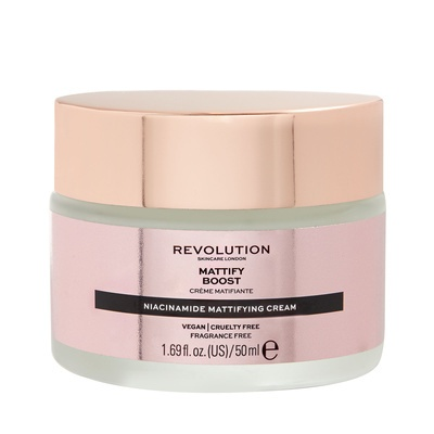 Mattify Boost Cream with Niacinamide REVOLUTION SKINCARE 50ml