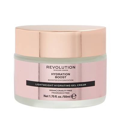 Hidratantna gel krema REVOLUTION SKINCARE Hydration Boost 50ml