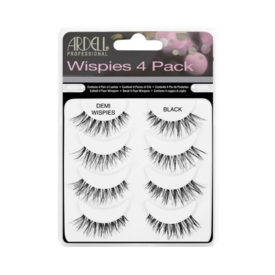 Strip Eyelashes ARDELL InvisiBand Demi Wispies 4/1