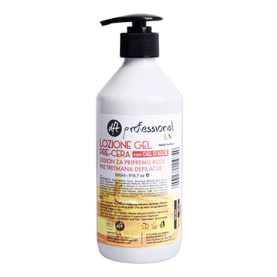 Pre-Wax Lotion DIEFFETTI 500ml