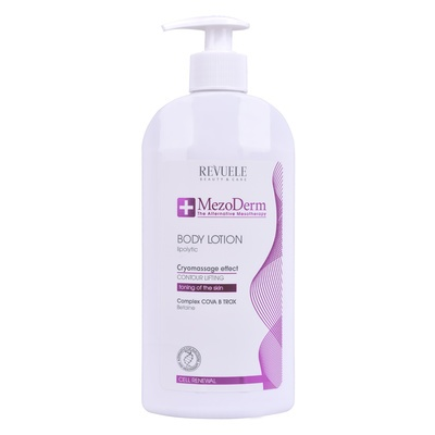 Body Lotion Cryo Effect Contour Lifting REVUELE MezoDerm 400ml