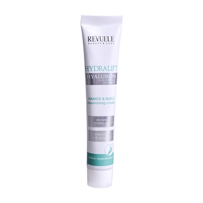 Hand and Nail Cream REVUELE Hydralift Hyaluron 50ml