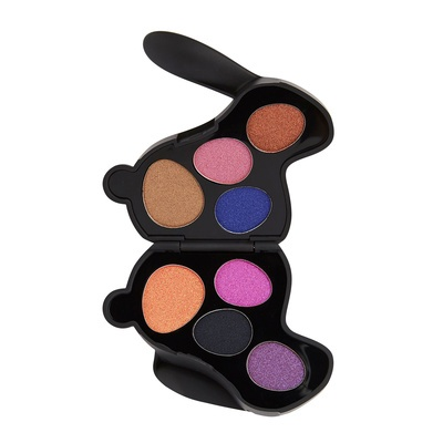 Eyeshadow Palette and Pigments I HEART REVOLUTION Pet Shop Bunny Liquorice 4.8g