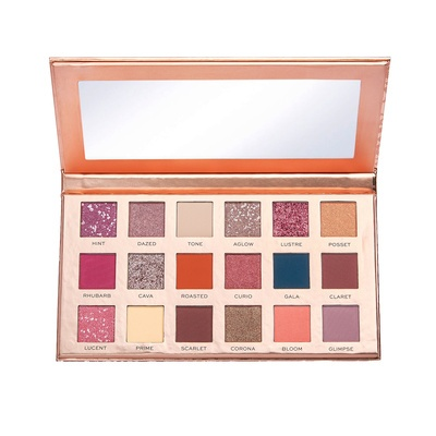Paleta senki i pigmenata REVOLUTION PRO New Neutral Blushed 18g