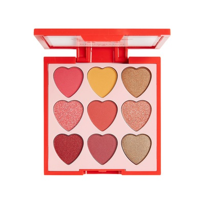 Paleta senki i pigmenata I HEART REVOLUTION Heartbreakers Courage 4.95g