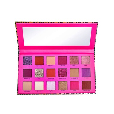Eyeshadow and Pigment Palette REVOLUTION PRO New Neutral Passion 18g
