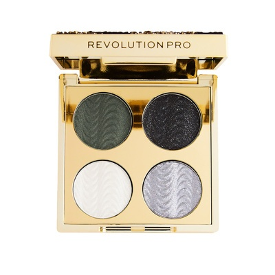 Mini paleta senki REVOLUTION PRO Ultimate Eye Look Wild Onyx 3.2g