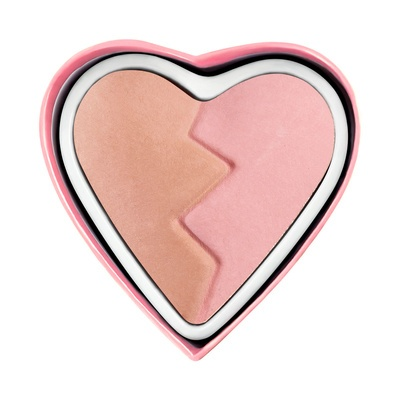 Matte Blusher I HEART REVOLUTION Heartbreakers Creative 10g