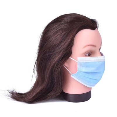 Protective Face Mask Blue 3/1