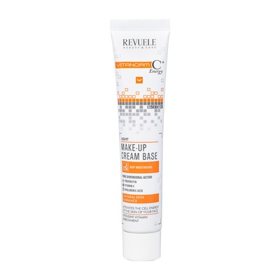 Light Makeup Base C+Energy REVUELE Vitanorm 50ml