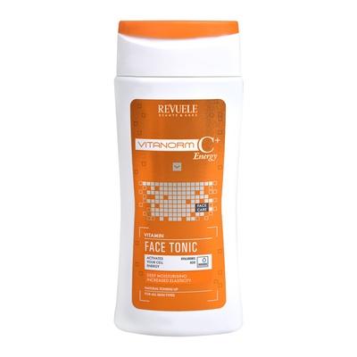 Tonik za dubinsku hidrataciju lica sa vitaminom C REVUELE Vitanorm 200ml