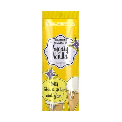 Krema za solarijum SUPERTAN Sugary Vanilla 15ml