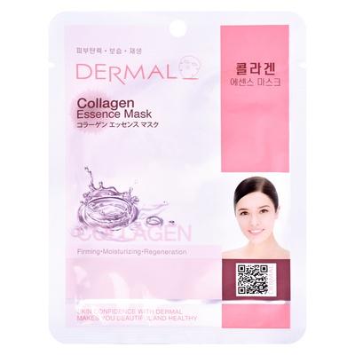 Korejska maska za zatezanje i regeneraciju kože lica DERMAL kolagen Collagen Essence 23g