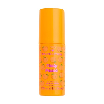 Mattifying Face Primer I HEART REVOLUTION Tasty Peach 100ml