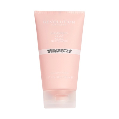 Gel za čišćenje lica sa borovnicom REVOLUTION SKINCARE Cleansing Jelly 150ml