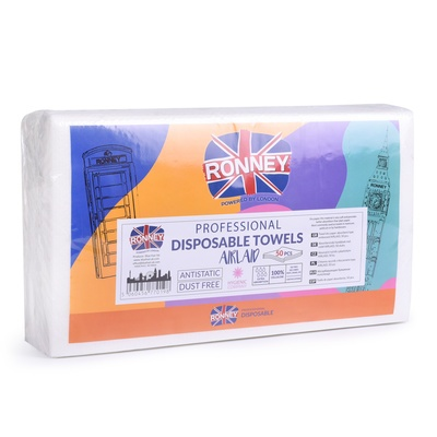 Disposable Towels RONNEY Airlaid 50/1