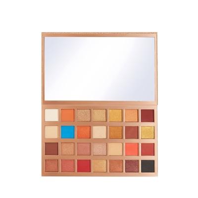 Eyeshadow & Pigments Palette MAKEUP REVOLUTION Glow Heatwave 33.6g