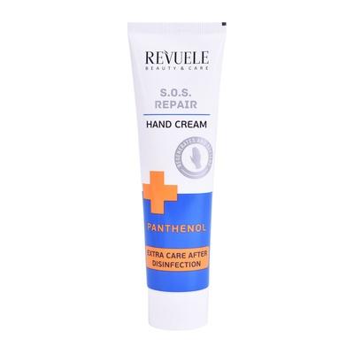 Hand Cream with Panthenol REVUELE S.O.S. Repair 100ml