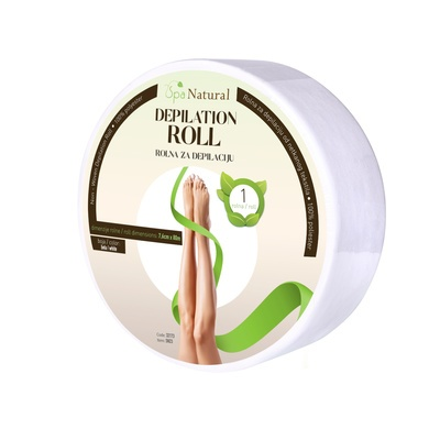 Depilation Roll SPA NATURAL SN23 80m