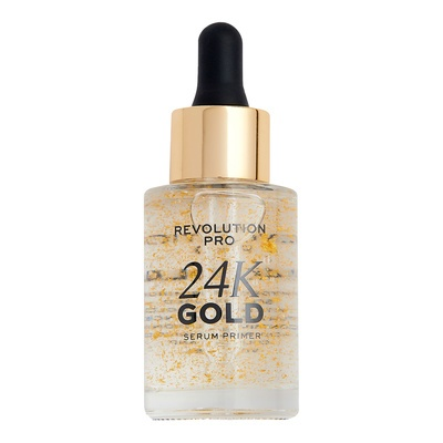 Hydrating Priming Serum REVOLUTION PRO 24k Gold 28ml