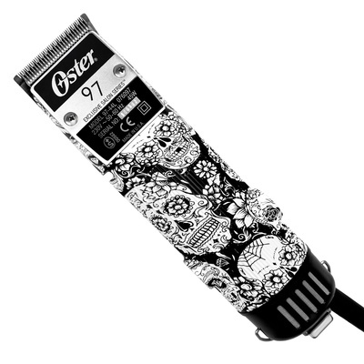 Hair Clipper OSTER 97 Skulls Edition 45W
