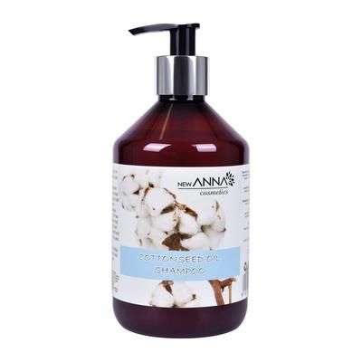 Cotton Seed Oil Hair Shampoo NEW ANNA 500ml