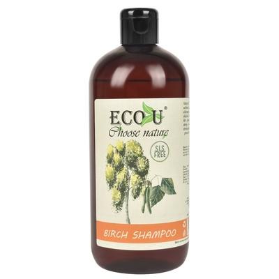 Šampon za masnu kosu ECO U Breza 500ml