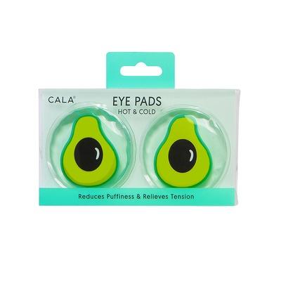 Eye Pads Hot & Cold CALA Avocado 69164 2pcs