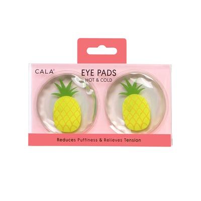 Eye Pads Hot & Cold CALA Pineapple 69162 2pcs