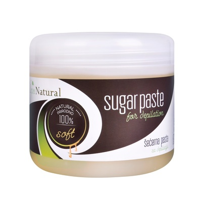 Sugar Paste SPA NATURAL Soft 500g