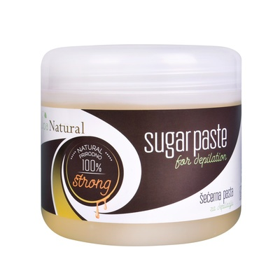 Šećerna pasta za depilaciju SPA NATURAL Strong 500g