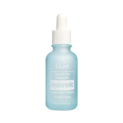 Moisturizing Face Serum QURET Skin Barrier Hyaluronic 30ml