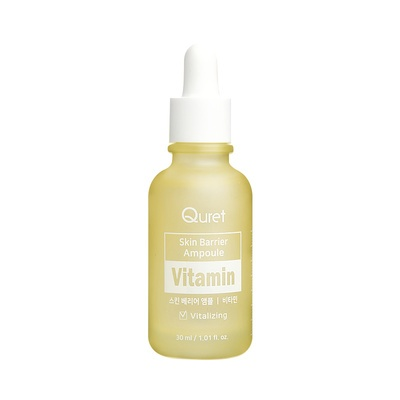Serum za revitalizaciju lica QURET Skin Barrier Vitamin 30ml