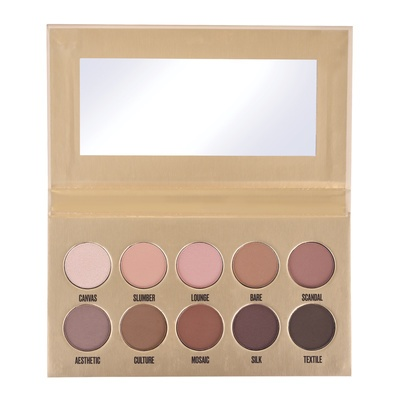 Paleta senki MAKEUP OBSESSION Nude Is The New Nude 13g